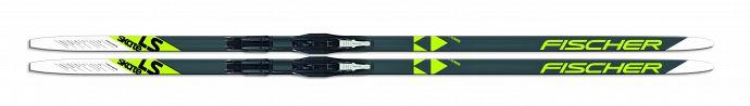 Беговые лыжи FISCHER LS Skate IFP (20/21) - купить в Тюмени в магазине tmn.mountainpeaks.ru по выгодной цене